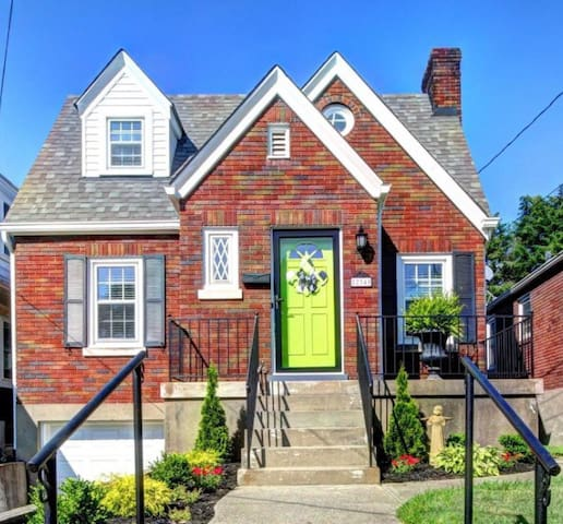 2000sq ft house perfect for the Derby! - Louisville - House