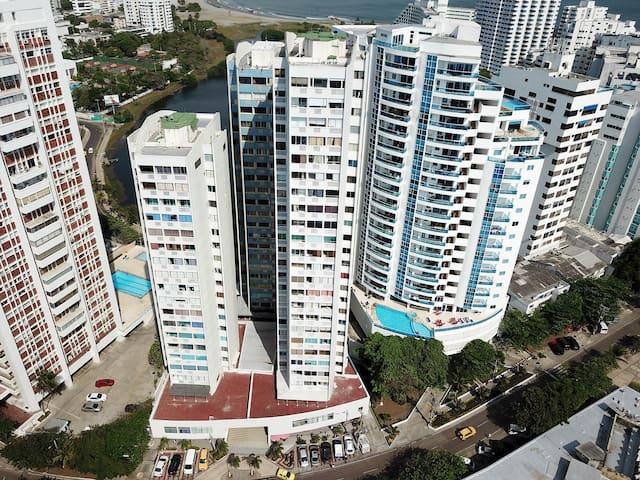 Ubicación del edificio / Building Location