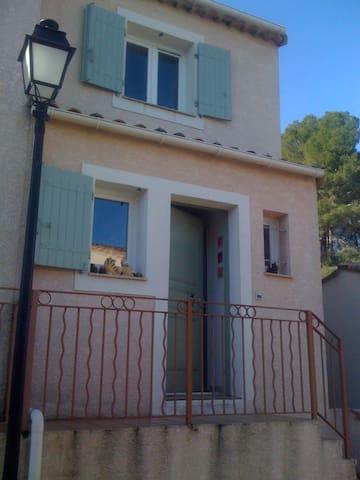 Petite maison tout confort - Pézenas - House