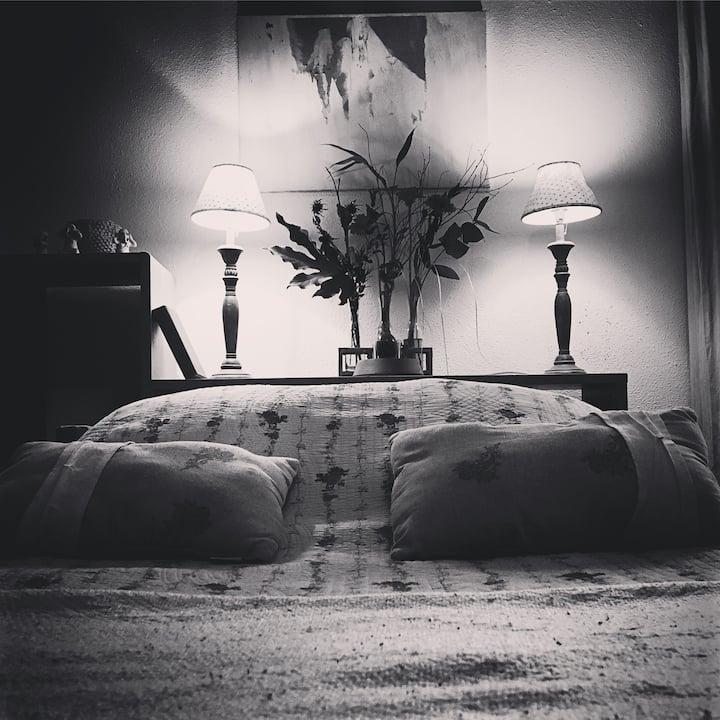 Chambre cosy et sereine
