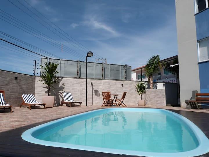 Aproveite Parque Beto Carrero,apt Penha EasyClub 2