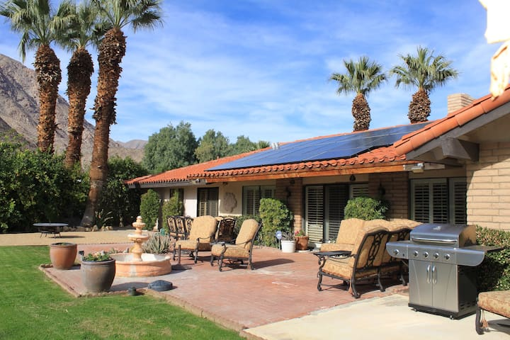 Salomon's Paradise: Desert Home - Borrego Springs - House