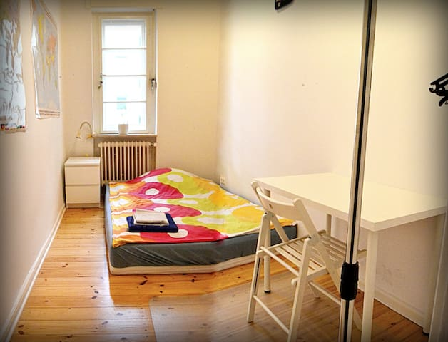 Clean Sweet Room in beautiful Flat - Berlín