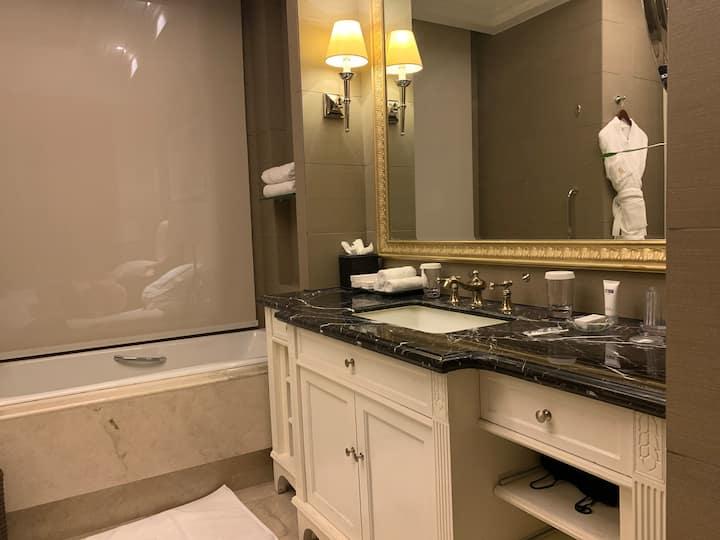 金石国际大酒店各类房间类型