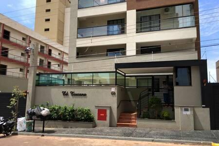 Apartamento em prédio novo! - Ribeirão Preto