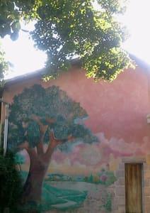 maison de campagne cadre idyllique - Calignac