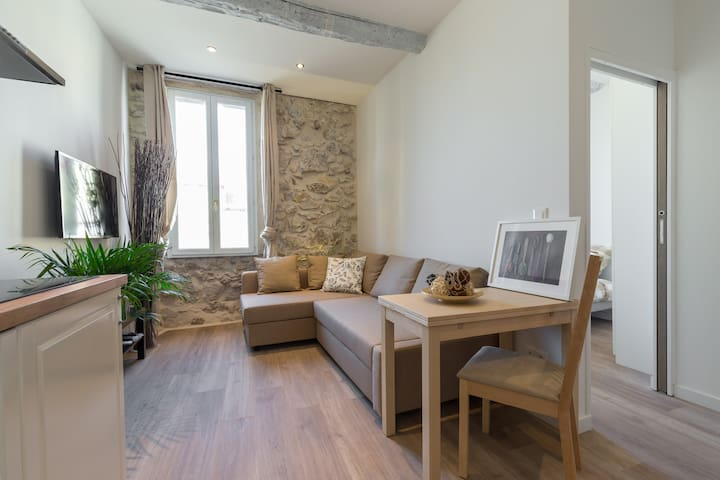 Pretty 2P : bright and comfortable - Antibes - Apartment