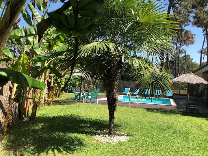 Luxury Golf & Beach House 20` Lisbon