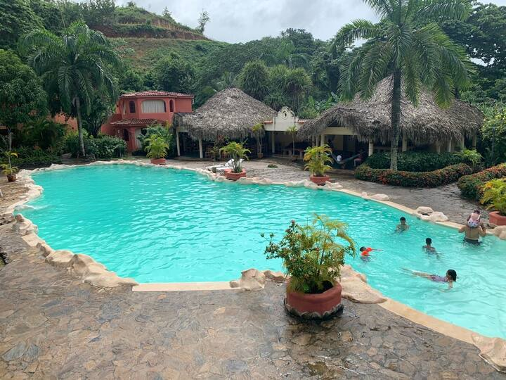 Residence Madrugada Villa Rosemary 1A Playa Bonita