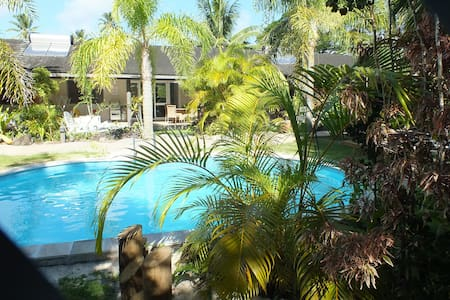 Three bedroom sleeps 6 people - Vaimaanga - Apartamento