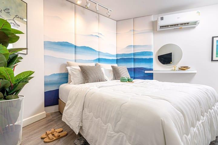 Tokyo Modern compact living
