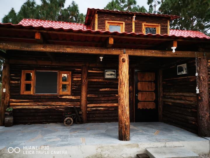 Hermosa Cabaña confortable en zona tranquila