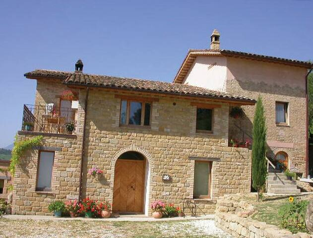 Country house BELLAVISTA - Monte San Martino - Apartment