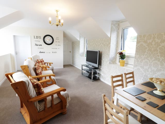 STATION APARTMENT, family friendly in Llanberis, Ref 954572