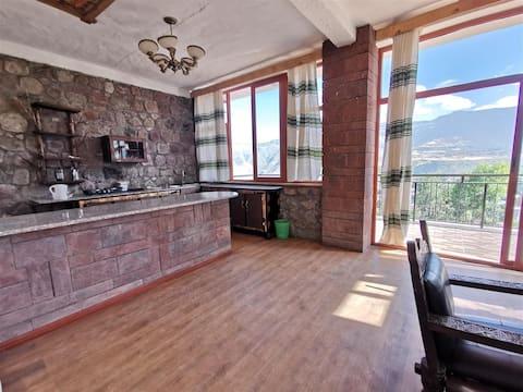 Traditional Lalibela family apartment