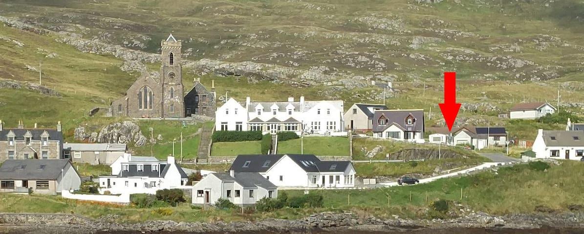 Castlebay Glen Caravan - Isle of Barra