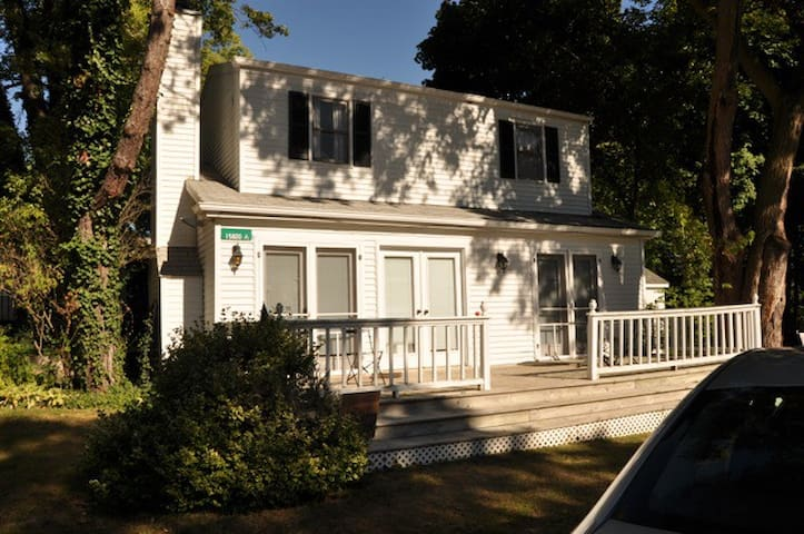 GRACE COTTAGE (Union Pier): 3 bedrooms-wifi, cable, washer & dryer