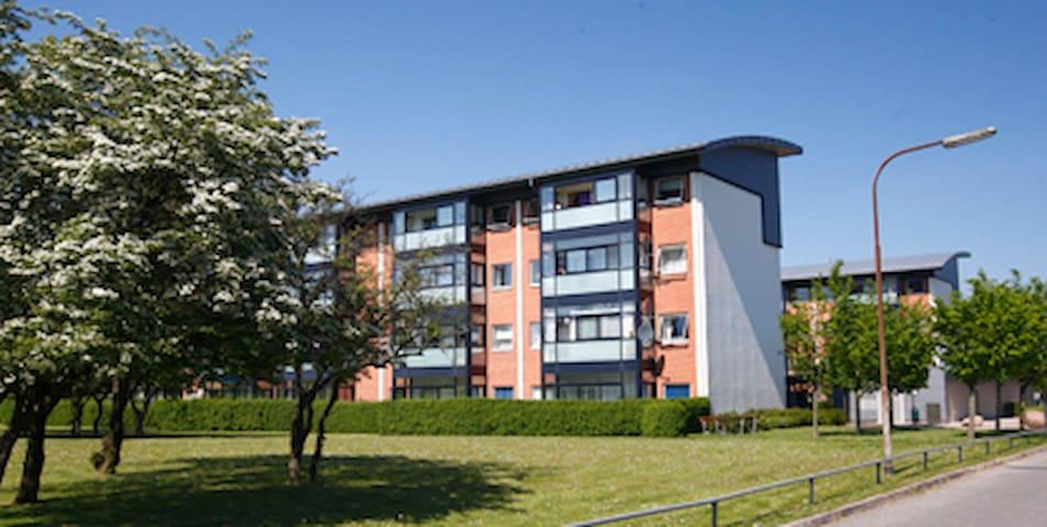 Super skøn lejlighed med have - Aarhus - Apartment
