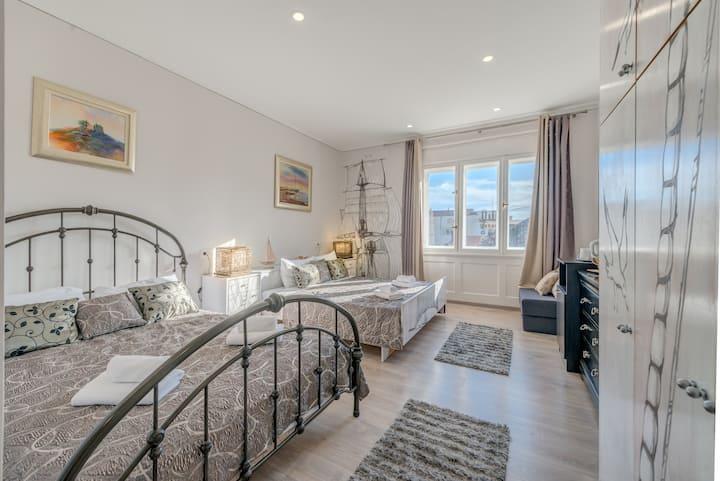 Metropole Luxury Rooms - Quadruple Room
