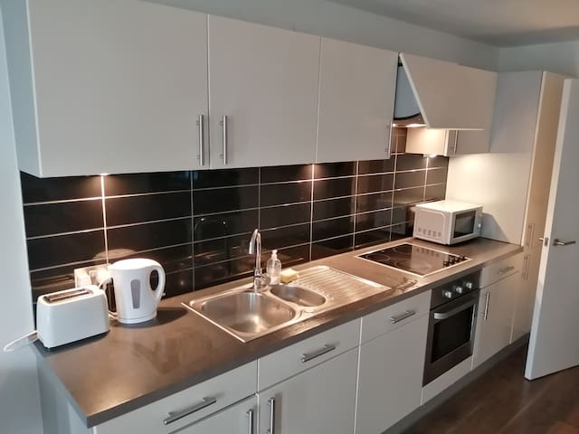 MediaCityUK - Modern, Convenient Studio Apartment