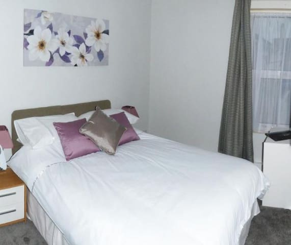 Classic Double Room Near the Seafront! ⛱