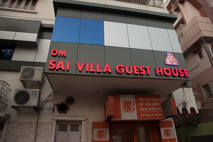 OM SAI VILLA GUEST HOUSE PRIVATE ROOM SUPERIOR