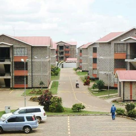 The best private place. Gated community estate