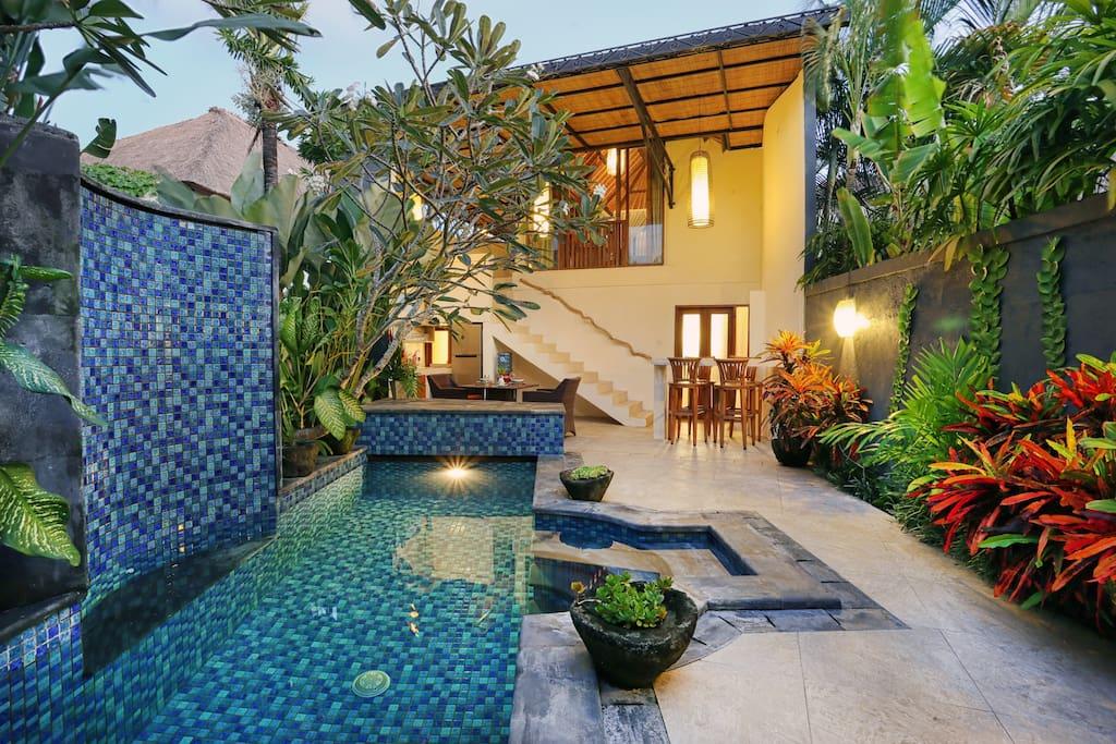 Bali AkasaDua Villa - private villa with pool