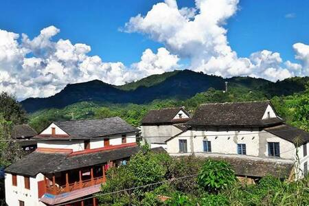Nature Lover Home Retreat (Jamune Bhanjyang)