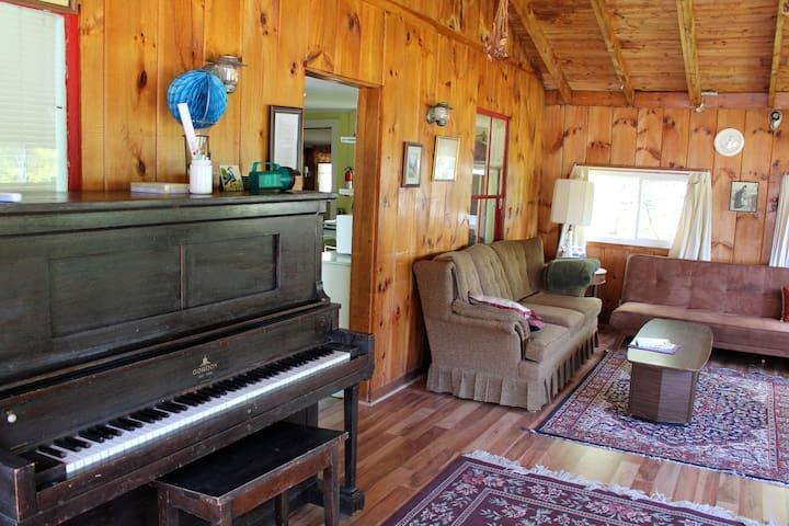 Lakeside Cottages ! GoshenSummer (URL HIDDEN) - Goshen - Houten huisje