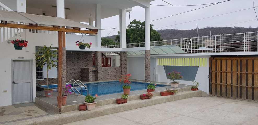 Resting house Crucita