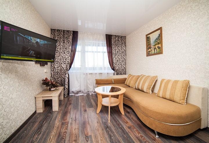 Уютная квартира на проспекте Независимости