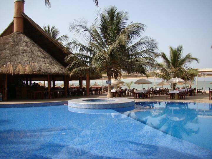 Villa Résidence bord de mer, Safari Village, Saly