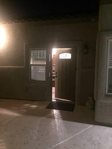 Casita with Private Entrance Near Las Vegas, NV