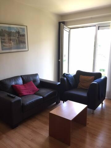 B1WG; 1-slaapkamer appartement in Woluwe