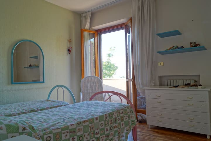 B&B Le Due Farfalle- Camera Doppia - Ostra - Bed & Breakfast