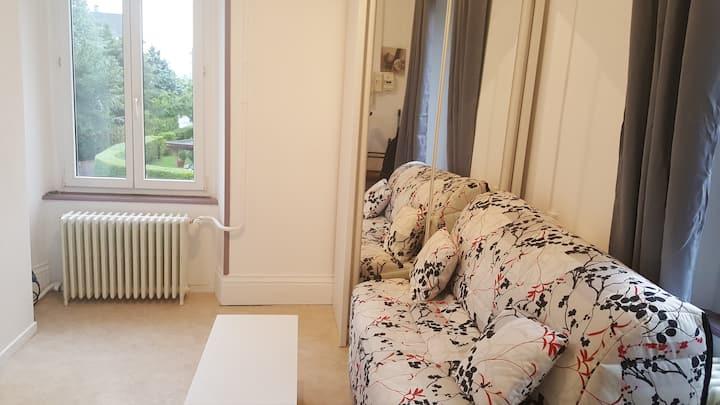 Studio meublé 17m2 centre Montbéliard (procheGare)