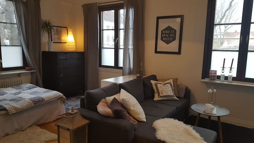 Cozy apartment near everything - Stockholm - Apartemen