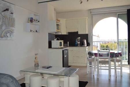 Promo T2 proche de la plage - Agde - Apartment