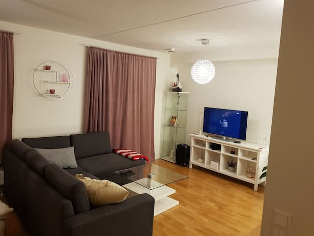 Clean and new home and just 5 minutes to centrum