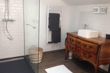 Chambre d'hôtes avec piscine chauffée