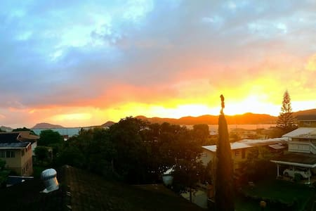 Beautiful Windward Home w/ views - Kaneohe - Dom