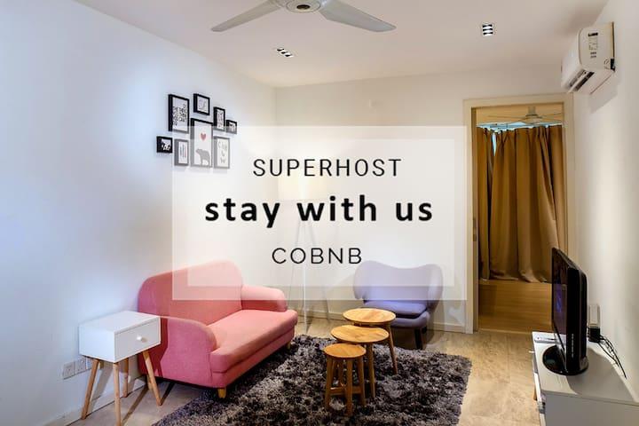 Fairlane. 1 Bedroom Apartment #FL13