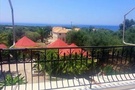 Seaside Seaview Apartment - Minia