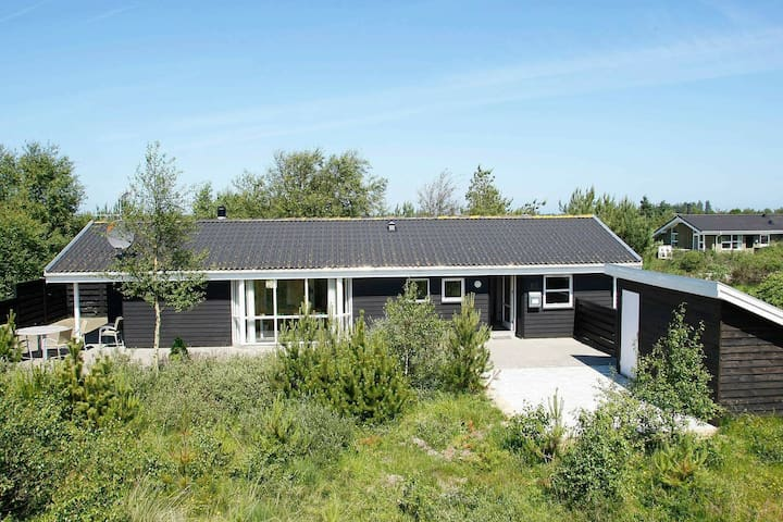 Peaceful Holiday Home in Fjerritslev Denmark with Sauna
