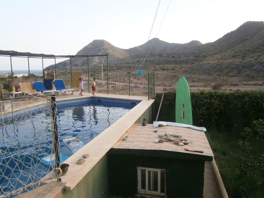 piscina d TIERRA FIRME