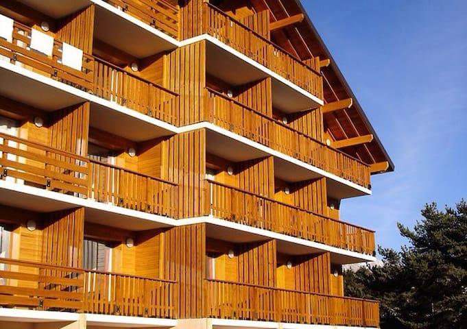 Résidence L'HORIZON BLANC - Le Dévoluy - Apartament