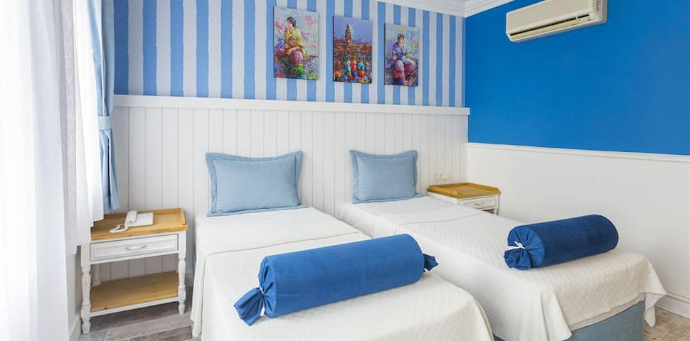 HOTEL AKDENİZ BEACH STANDART DOUBLE ROOM