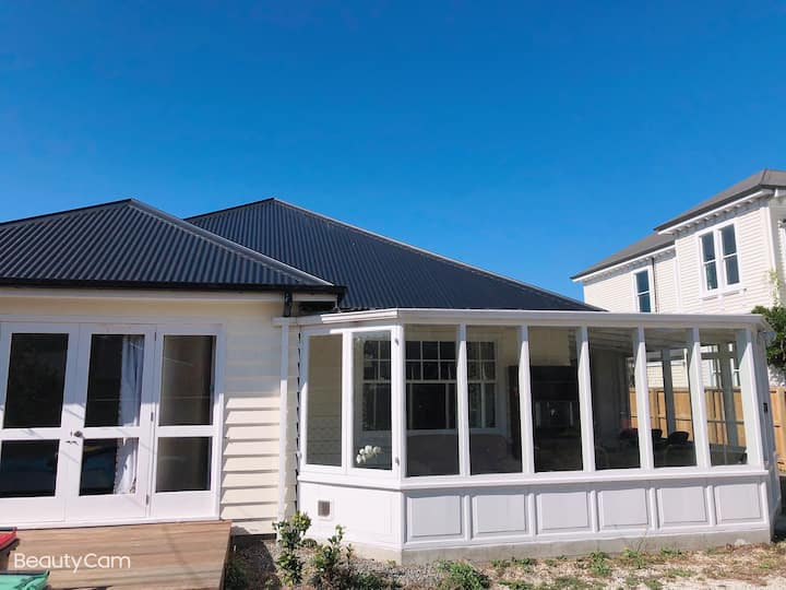 Papanui Road holiday home