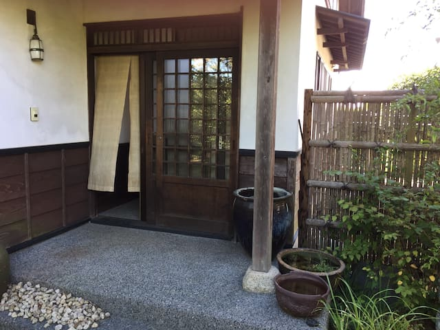 Japanese house near Fujieda, Yaizu, and Oigawa - 焼津市